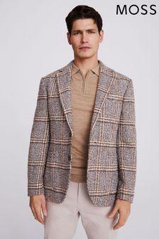 Lilac Check PVC Tablecloth