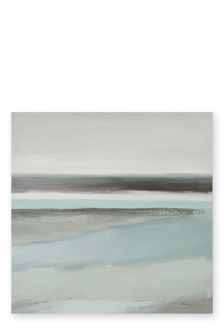 Handpainted Seascape Abstract