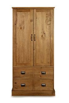 Highbury Double Wardrobe