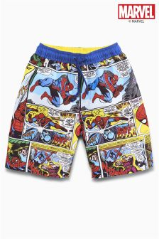 Red Spider-Man™ Comic Shorts (3-12yrs)