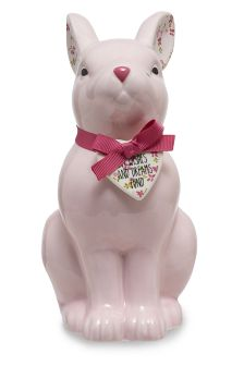 Bunny Shaped Money Box