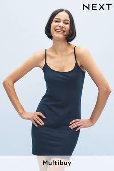 Longline Thin Strap Vest