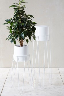Set Of 2 Sydney Plant Stands