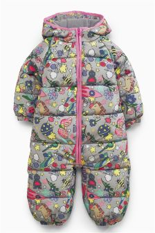 Multi Snowsuit (3mths-6yrs)