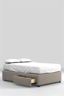 2 Drawer Upholstered Divan