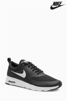 Black Nike Black Air Max Thea
