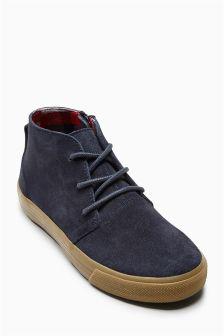 Suede Desert Chukka Boots (Older Boys)
