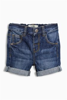Denim Shorts (3mths-6yrs)