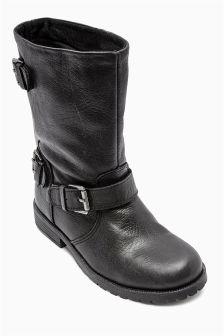 Biker Boots (Older Girls)