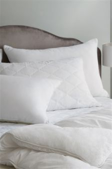 Two Pack Sleep In Silk Pillows