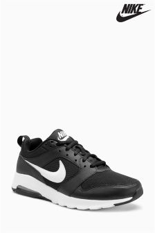 Nike Black/White Air Max Motion