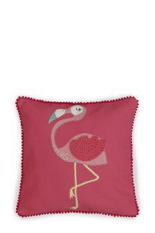 Flamingo Fun Cushion