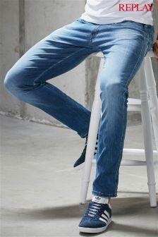 Replay® Hyperflex Anbass Jean