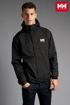 Black Helly Hansen Black Seven Jacket