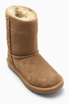 Pull-On Boots (Older Girls)