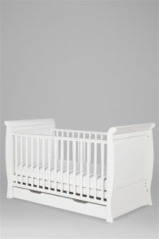 Charlotte Sleigh Cot Bed