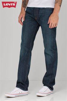 Levi's® 501 Straight Fit Jean