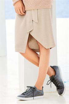 Knit Look Skirt
