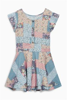 Patch Print Playsuit (3-16yrs)