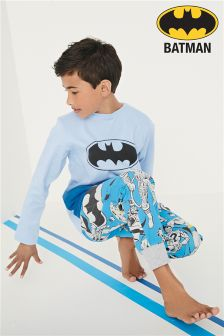 Blue Batman® Pyjamas (3-10yrs)