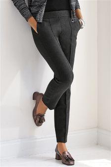 Premium Ponte Cigarette Trousers