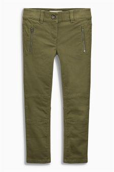 Biker Skinny Jeans (3-16yrs)