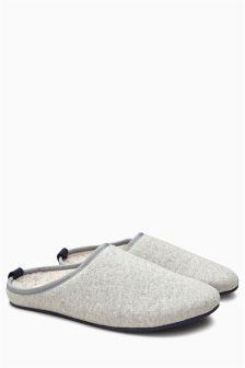 Sporty Mule Slippers