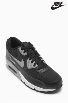 Nike Black/Wolf Grey Air Max 90 Essential