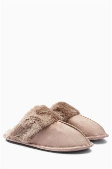 Gum Mule Slippers