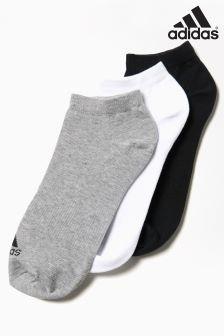 Multi adidas Lightweight Socks Three Pack
