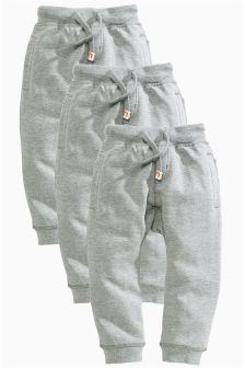 Joggers Three Pack (3mths-6yrs)