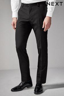 Schwarzer Anzug: Hose