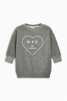 Snuggle NYC Sweat Crew (3-16yrs)