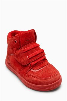 Sporty Light Up High Tops (Younger Boys)