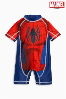 Red Spider-Man™ Sunsafe Suit (3mths-8yrs)