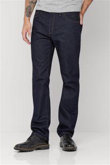 Raw Denim Smart Jeans