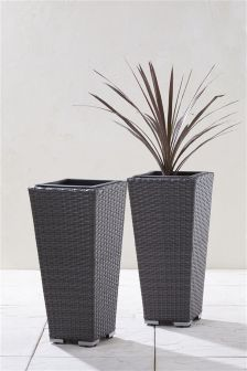 Set Of 2 60cm Monaco Planters