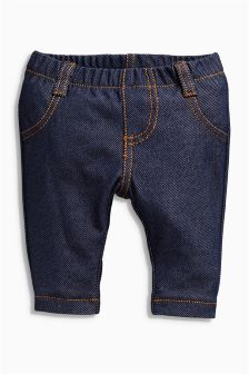 Denim Leggings (0mths-2yrs)