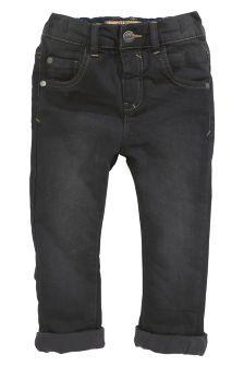 Denim Lined Jeans (3mths-6yrs)