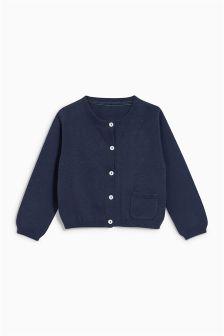 Wool Blend Cardigan (3mths-6yrs)