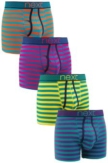 Equal Stripe A-Fronts Four Pack