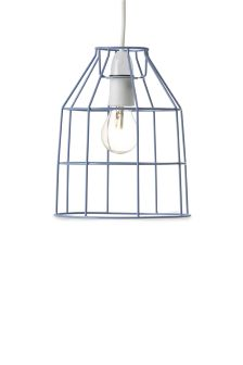 Easy Fit Blue Cage Shade