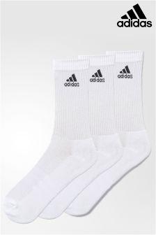 Three Pack adidas Socks