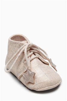 Pram Star Boot (Younger Girls)