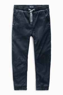 Jersey Lined Joggers (3-16yrs)