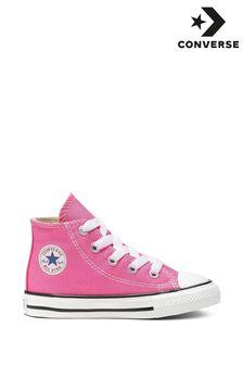 Converse Pink Chuck Taylor All Star Hi