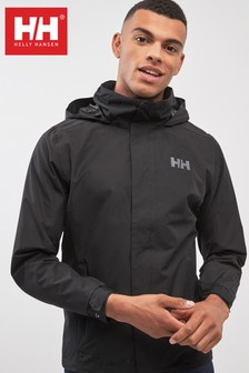 Black Helly Hansen Black Dubliner Jacket