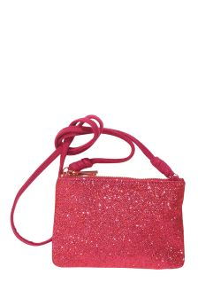 Berry Glitter Envelope Bag
