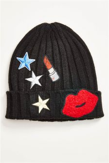 Black Badge Beanie
