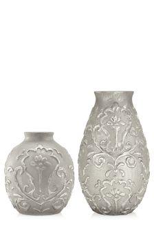 Set Of 2 Nostalgia Ceramic Vases